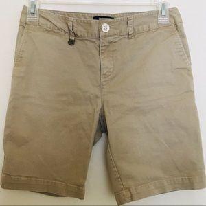 Ralph Lauren Khaki Polo Shorts